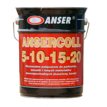 Клей каучуковий Ansercoll 23 кг